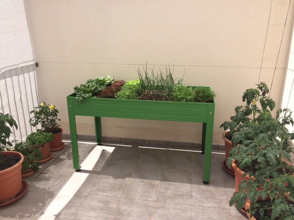 mesas de cultivo